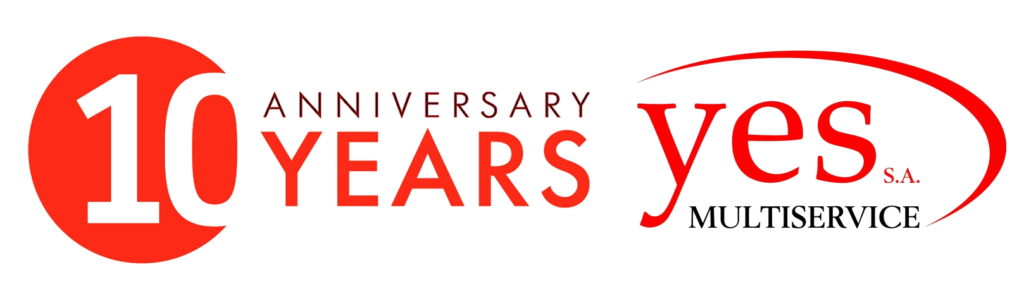 10 anni YesMultiservice
